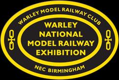 Warley Model Railway Show NEC